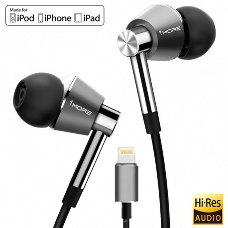 1MORE TRIPLE DRIVER LIGHTNING IN-EAR