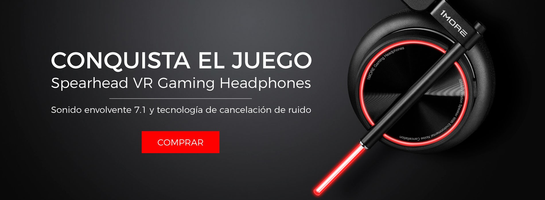 Auriculares 1MORE Gaming